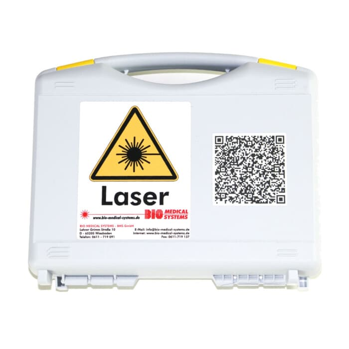 Pulse Diode Therapy Laser Multiprog MP 2520 Mobile Phone Laser - Acupuncture and Small Areas