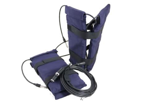 Therapy gaiters: The therapy gaiters for your pulsating magnetic field system MDMS 2010